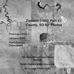 Ziebach County, SD Air Photos (1950 Part E)