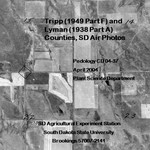 Tripp County, SD Air Photos (1949 Part F)