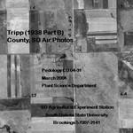 Tripp County, SD Air Photos (1938 Part B)