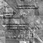 Tripp County, SD Air Photos (1949 Part D)