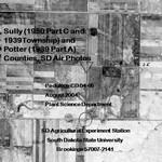 Potter County, SD Air Photos (1939 - Part A)