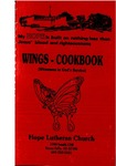 WINGS cookbook : (Witnesses in God's Service) / Hope Lutheran Church, Sioux Falls, SD.