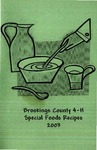 Brookings County 4-H Special Foods Recipes by Cooperative Extension Service, South Dakota State University
