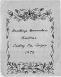 Brookings Homemakers Christmas Tasting Tea Recipes. by Brookings County Extension Homemakers