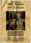 The Brookings Daily Register Cookbook