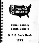 Deuel County South Dakota NFO Cook Book 1973