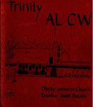 Trinity ALCW [cookbook]: Trinity Lutheran Church, Estelline, South Dakot