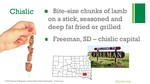 Exploring the Food Culture of  South Dakota: Slide 28