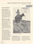South Dakota Art Museum News, Summer 1991