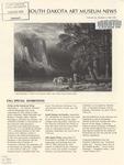 South Dakota Art Museum News, Fall 1991