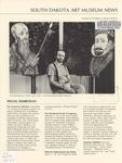 South Dakota Art Museum News, Winter 1991-92