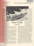 The South Dakota Art Museum News, Fall 1995