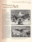 The South Dakota Art Museum News, Summer1998 by South Dakota Art Museum