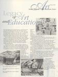 South Dakota Art Museum News, Winter 2000 by South Dakota Art Museum