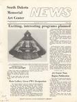 South Dakota Memorial Art Museum News, Fall 1971
