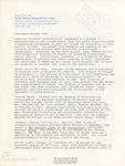 News from the South Dakota Memorial Art Center, Fall 1984