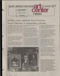 South Dakota Memorial Art Center News, Winter 1973