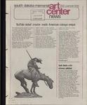 South Dakota Memorial Art Center News, Summer 1974