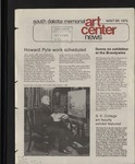 South Dakota Memorial Art Center News, Winter 1975