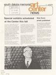 South Dakota Memorial Art Center News, Fall 1976
