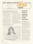 South Dakota Memorial Art Center News, Summer 1977