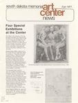 South Dakota Memorial Art Center News, Fall 1977