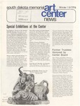 South Dakota Memorial Art Center News, Winter 1977-78
