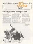 South Dakota Memorial Art Center News, Summer 1978