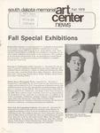 South Dakota Memorial Art Center News, Fall 1978
