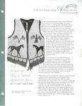 South Dakota Art Museum Newsletter, Winter/Spring 2006 by South Dakota State University