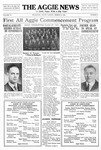 The Aggie News, March 1930 by South Dakota State College