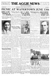 The Aggie News, June 1931