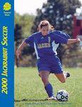 South Dakota State University 2000 Jackrabbit Soccer Media Guide by South Dakota State University