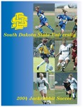 South Dakota State University 2004 Jackrabbit Soccer