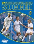 2007 South Dakota State Soccer by South Dakota State University