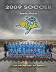 2009 Soccer Media Guide by South Dakota State University