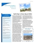 SDState Sustainability Newsletter: Vol. 1 Issue 2 by Jennifer McLaughlin