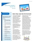 SDState Sustainability Newsletter: Vol. 2 Issue 4 by Jennifer McLaughlin
