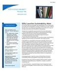 SDState Sustainability Newsletter: Vol. 3 Issue 1 by Jennifer McLaughlin