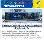 SDState Sustainability Newsletter: Vol. 4 Issue 1 by Jennifer McLaughlin