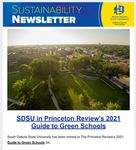 SDState Sustainability Newsletter: Vol. 5 Issue 2 by Jennifer McLaughlin