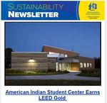 Sustainability Newsletter: Vol. 5 Issue 3 by Jennifer McLaughlin