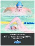South Dakota State University Men's and Women's Swimming and Diving 2007-08 Media Guide by South Dakota State University