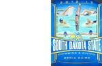 2012-13 South Dakota State Swimming and Diving Media Guide by South Dakota State University
