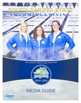 South Dakota STate Swimming and DIving 2014-2015 Media Guide