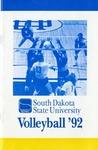 South Dakota State University Volleyball '92 by South Dakota State University