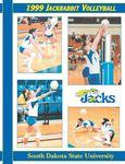 1999 Jackrabbit Volleyball by South Dakota State University
