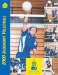 2000 Jackrabbit Volleyball by South Dakota State University