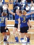 2005 Jackrabbit Volleyball by South Dakota State University