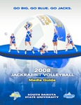 2008 Jackrabbit Volleyball Media Guide